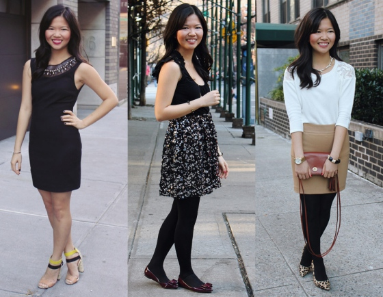 Jenny in Jacquard; NYC fashion blogger; style blog; winter outfit photos; winter style 2013